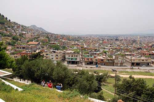 Antioch of Syria (now in Turkey) from Mount Silpius. Photo by Ferrell Jenkins.