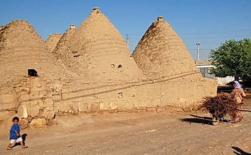 Beehive Type Houses in Harran.