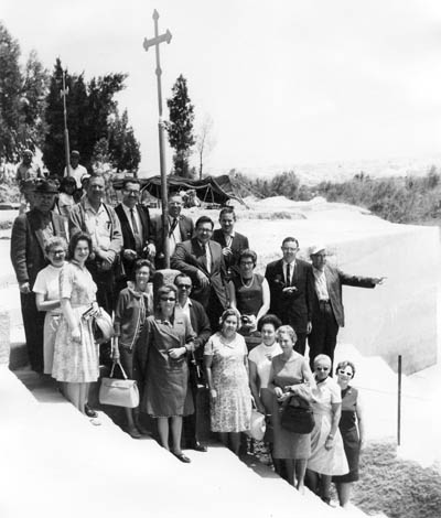 1967 Bible Land Group led by Ferrell Jenkins and William E. Wallace.