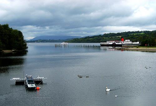 Loch Lomond. Photo by Ferrell Jenkins