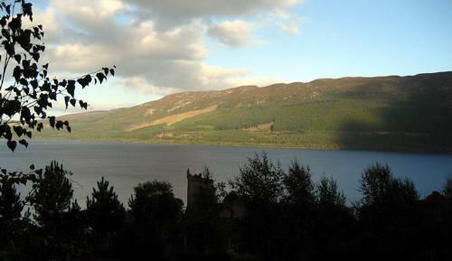 Loch Ness. Photo by Ferrell Jenkins.