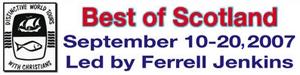 Best of Scotland Banner 2007
