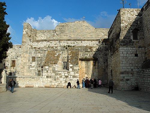 Bethlehem - The Church of Nativity