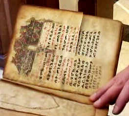 Book of Enoch at Remnant Trust, Jeffersonville, Indiana.