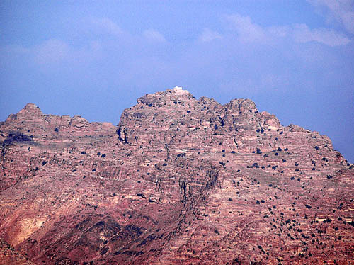 The Death of Aaron on Mount Hor | Ferrell's Travel Blog