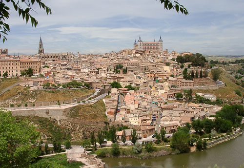 Toledo, Spain. Photo by Ferrell Jenkins.