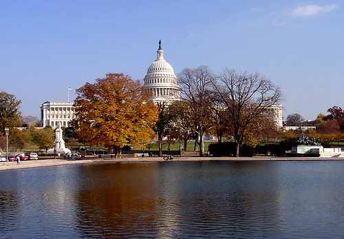 United States capitol in Washington, DC. Photo by Ferrell Jenkins.