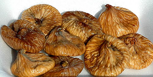 Dried fig