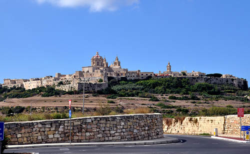 Mdina, Malta. Photo by Ferrell Jenkins.