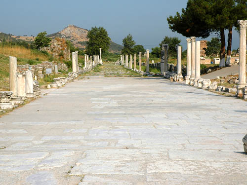 The Arcadian Way - Ephesus