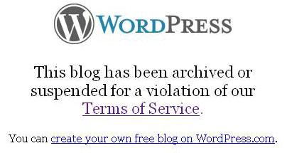 ArchaeologyExcavations taken down from WordPress.