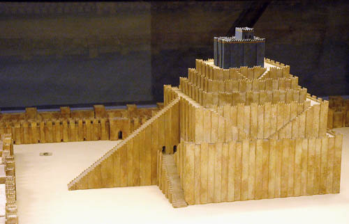 The ziggurat at Ur (1/2)