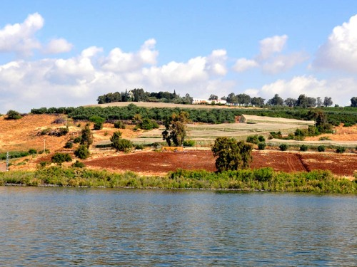 The Mount of Beatitudes. Photo by Ferrell Jenkins.