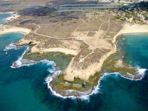 Tel Dor. Photo by Sky View. Courtesy of the Tel Dor Expedition.