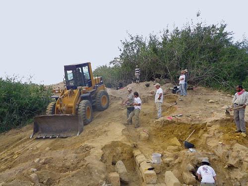 David Graves - Roman excavation at Tall el-Hammam