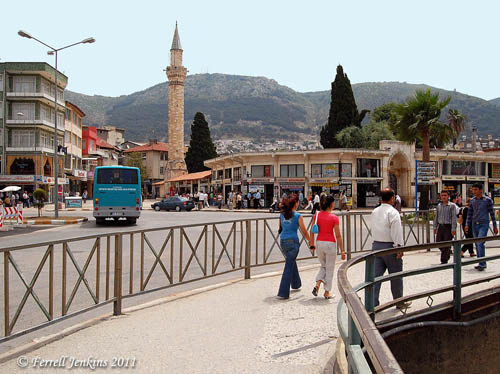 Antakya, Turkey. Antioch of Syria of the New Testament. Photo by Ferrell Jenkins.