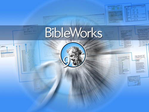 Bible Works 9