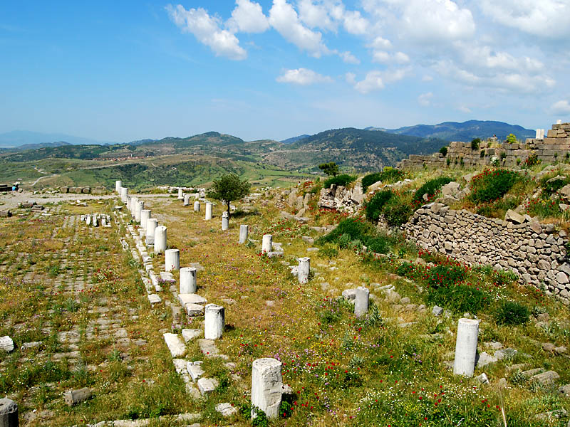 Visiting Pergamum and Thyatira  Ferrells Travel Blog