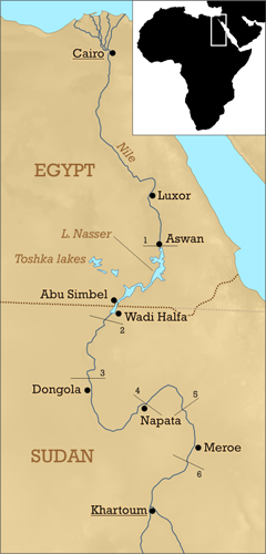 Nubia Today. Wikipedia Commons.