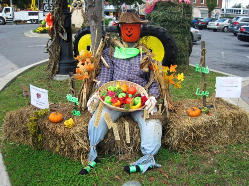 Fall Festival at Scottsville, Kentucky. Photo by Ferrell Jenkins.