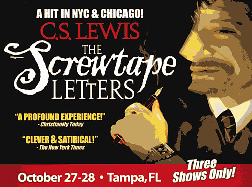 C. S. Lewis The Screwtape Letters