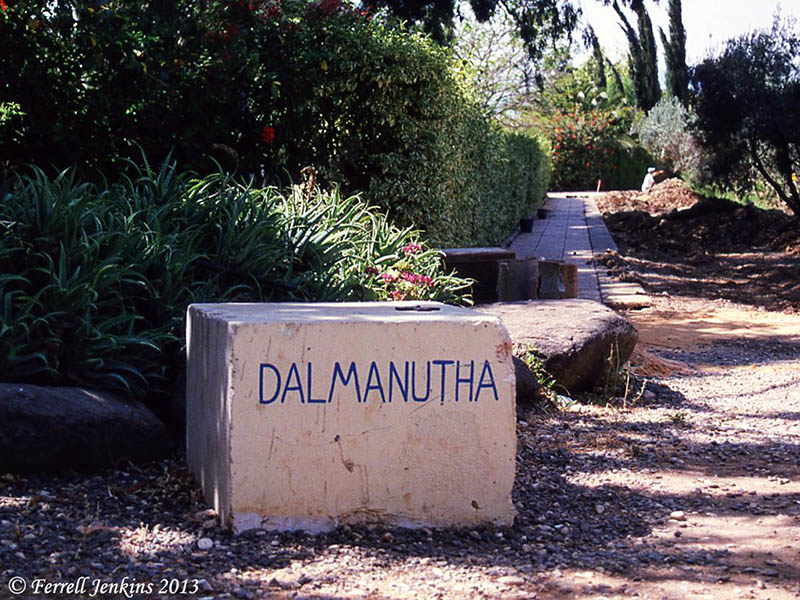 The traditional site of Dalmanutha | Ferrell's Travel Blog Horns Of The Reach