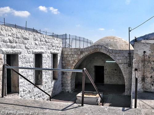 Tomb of Joseph near Shechem. Photo by Ferrell Jenkins.