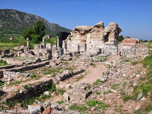 Church Council Church at Ephesus. Photo by Ferrell Jenkins.