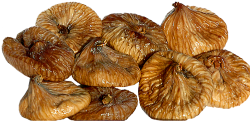 Dried figs from Jericho. Photo by Ferrell Jenkins.