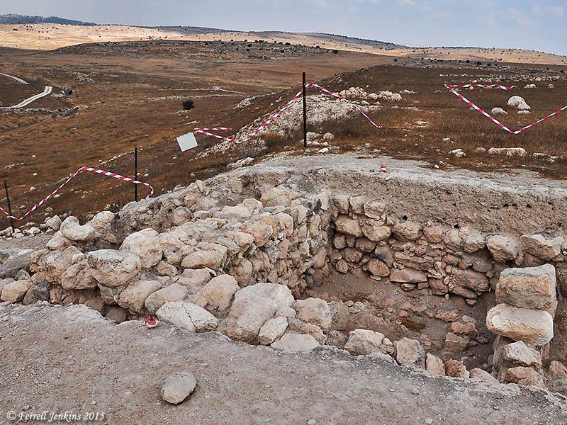 Stone Of Joshua Beth Shemesh: Ferrell's Travel Blog