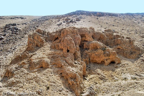 A view in the wilderness between Arad and the Dead Sea. Photo by Ferrell Jenkins.