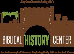 New Logo for the Biblical History Center, LaGrange, Georgia.