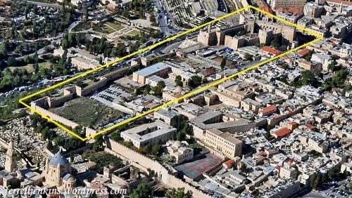 Jerusalem Aerial