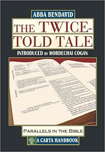 The Twice Told Tale parallel study of Samuel, Kings, Chronicles, and more.