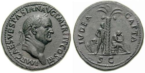 Vespasiano_Sesterius_Iudaea_Capta-RIC_0424