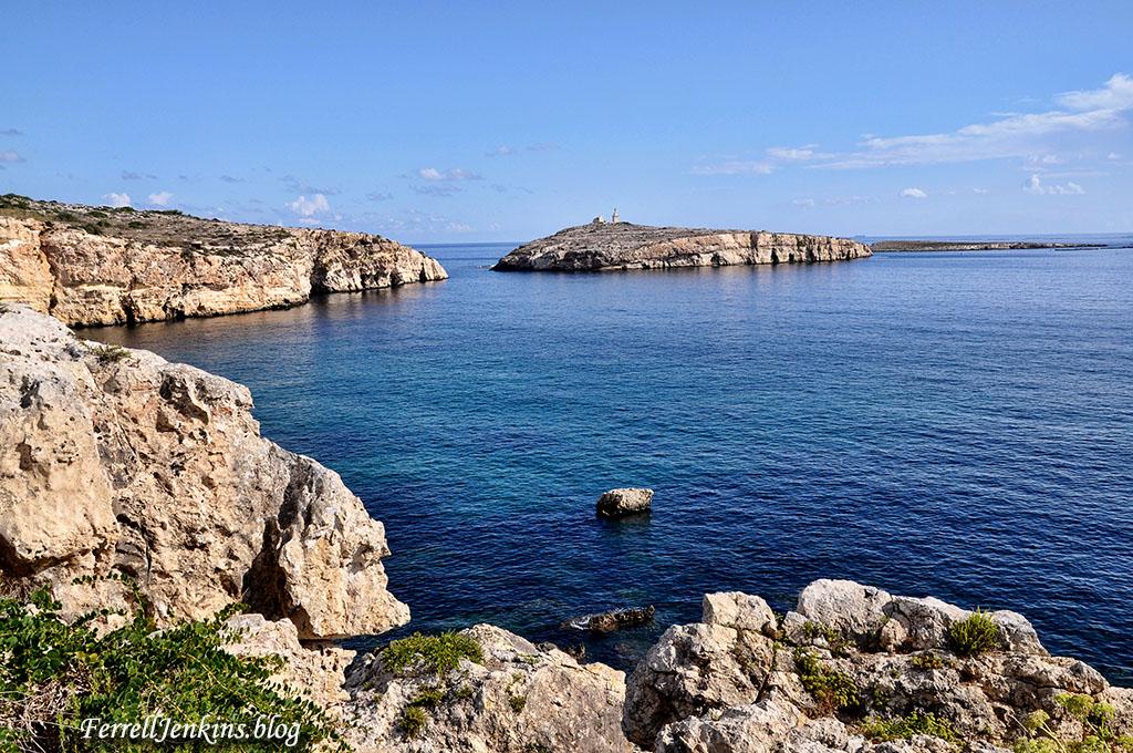 Saint Paul's Bay and Island in Malta. Photo: FerrellJenkins.blog.