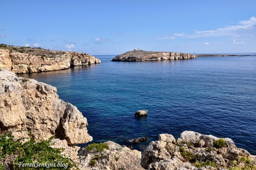 Saint Paul's Bay and Island in Malta. Photo: FerrellJenkins.blog.