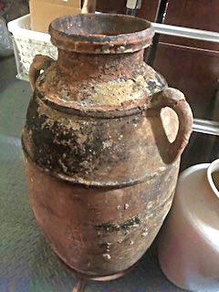 An old jug