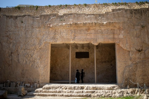 Repaired Tomb of the Kings reopened in 2019.