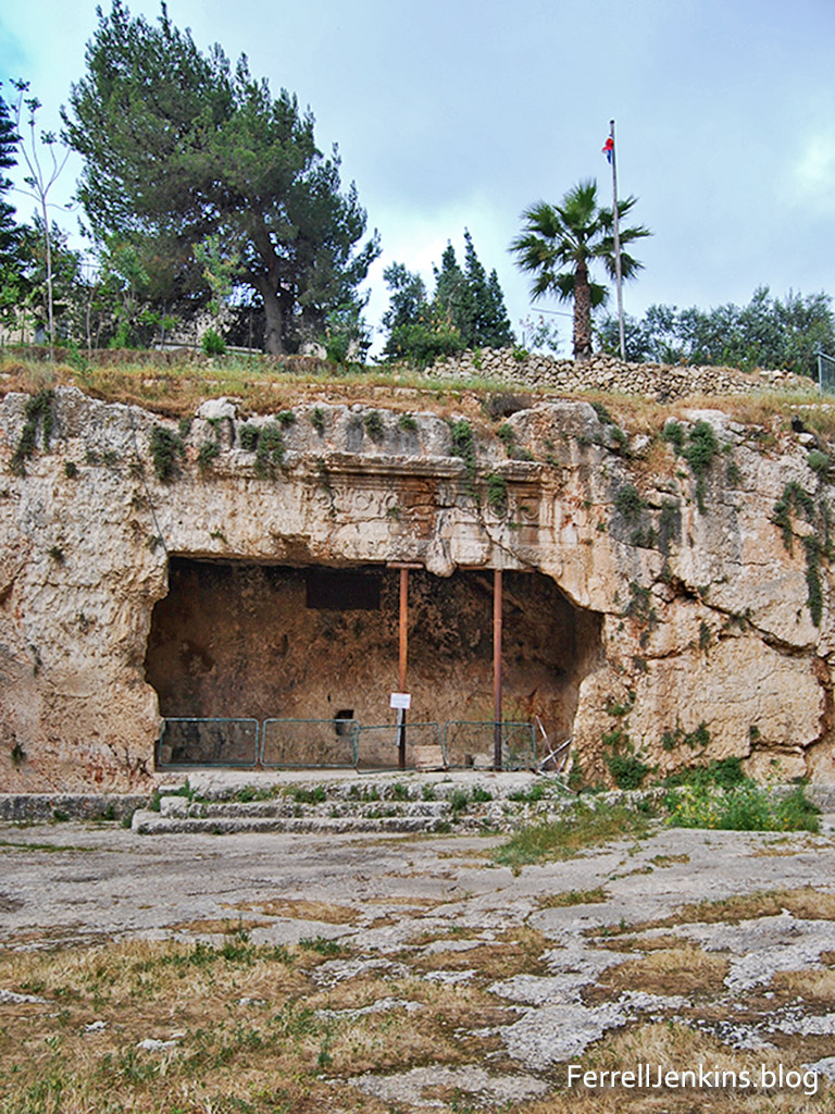 Tomb of the Kings, Jerusalem